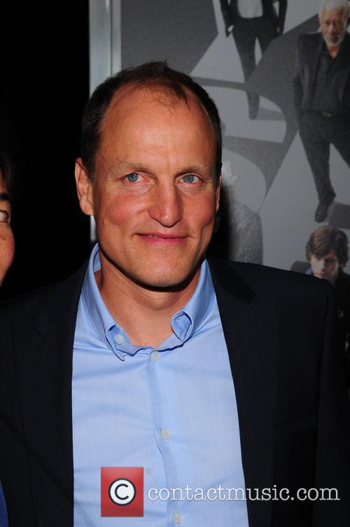 Laura Louie and Woody Harrelson 6