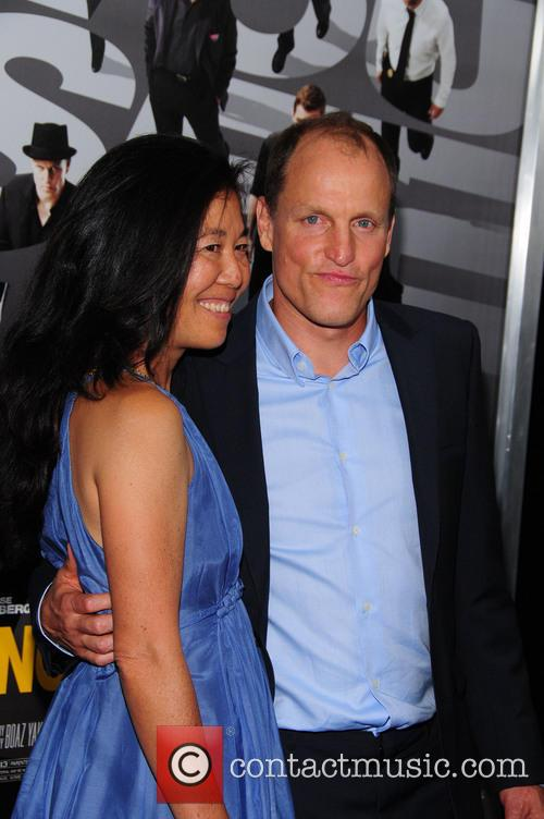 Laura Louie and Woody Harrelson 9