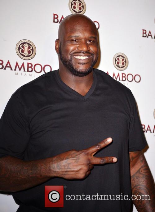 Shaquille O'neil 2