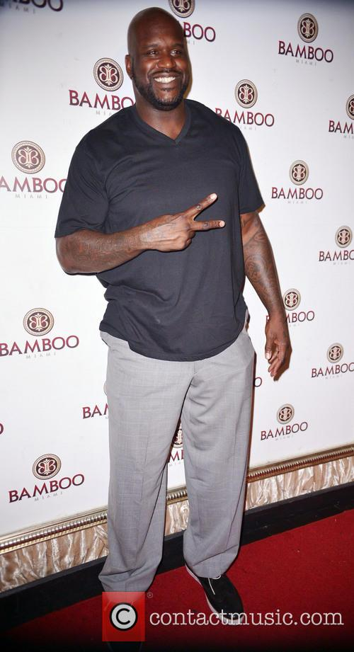 Shaquille O'neil 3