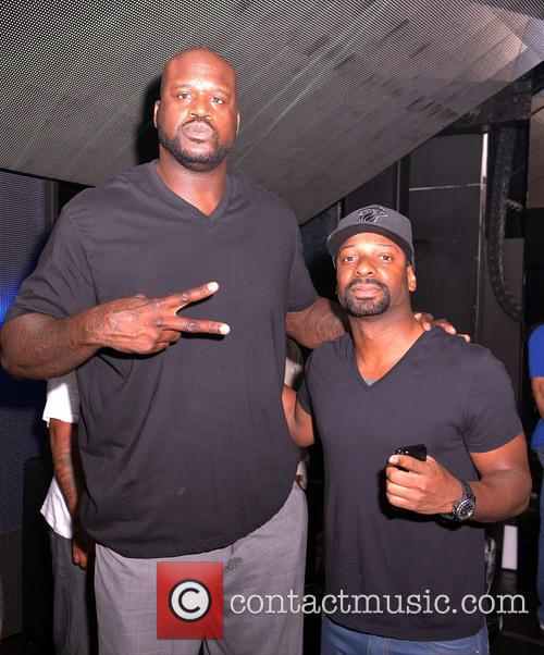Shaquille O'neil 5