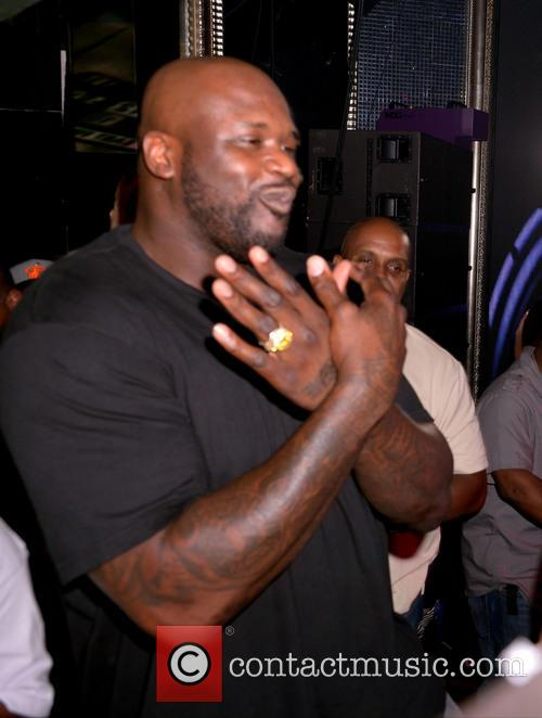 Shaquille O'neil 11