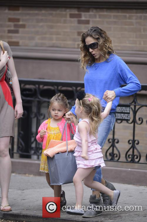 Sarah Jessica Parker, Marion Broderick and Tabitha Broderick 9
