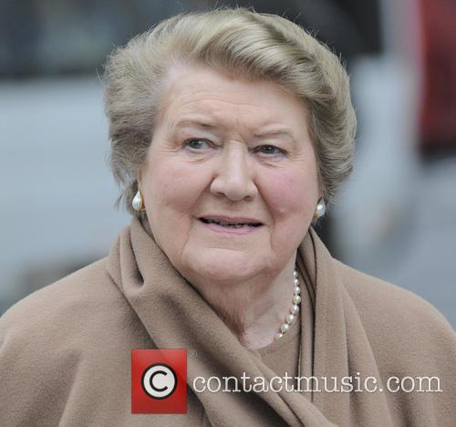 Cathedral and Patricia Routledge 6