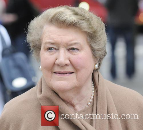 Cathedral and Patricia Routledge 7