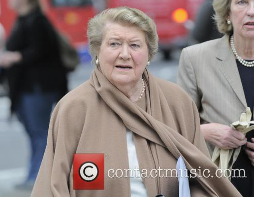 Cathedral and Patricia Routledge 8