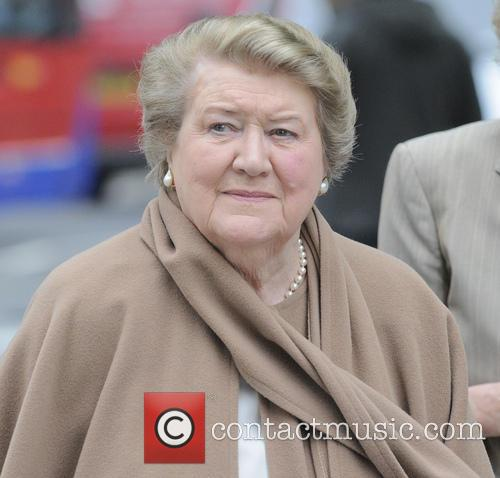 Cathedral and Patricia Routledge 9