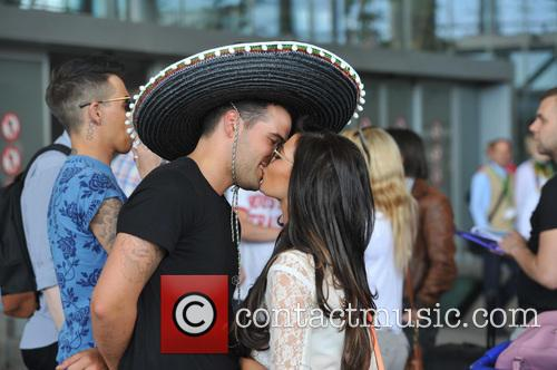 Bobby Cole Norris, Jessica Wright and Ricky Rayment 7
