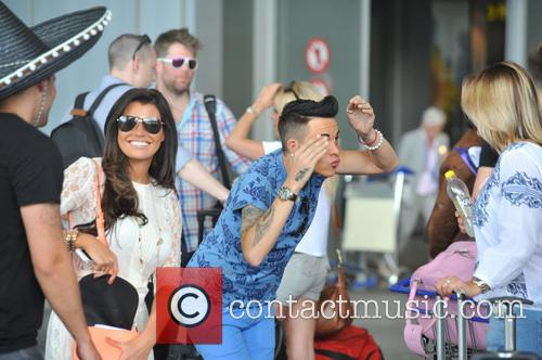 Bobby Cole Norris, Jessica Wright, Sam Faiers and Ricky Rayment 2