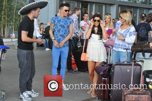 Bobby Cole Norris, Jessica Wright and Sam Faiers 9