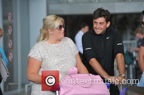 Gemma Collins and James 'arg' Argent 3