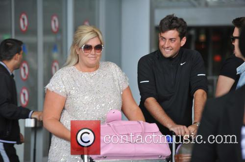 Gemma Collins and James 'arg' Argent 5