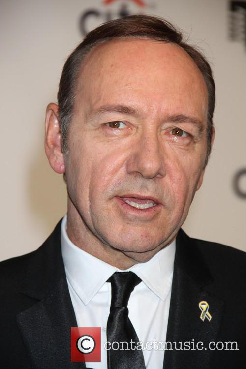 Kevin Spacey Webby Awards