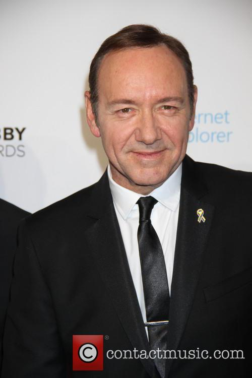 Kevin Spacey, Webby Awards