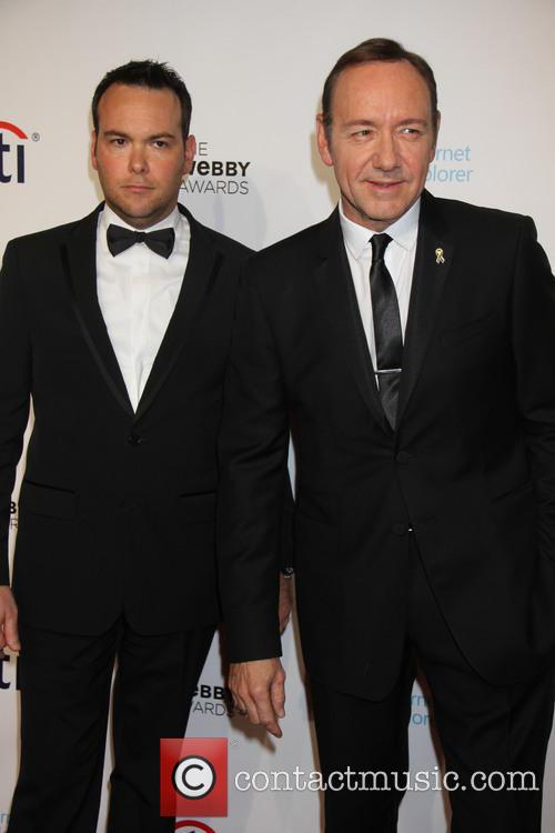 Kevin Spacey and David Brunetti 2
