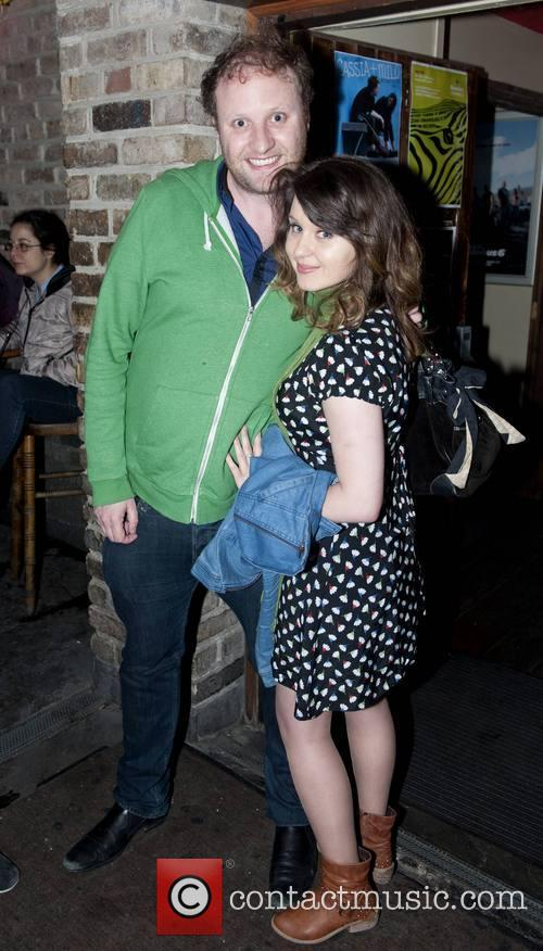 Fred Cooke and Sarah Navan 2