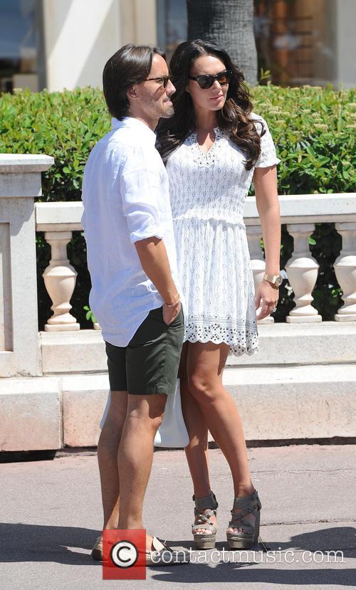 Tamara Ecclestone and Jay Rutland 9