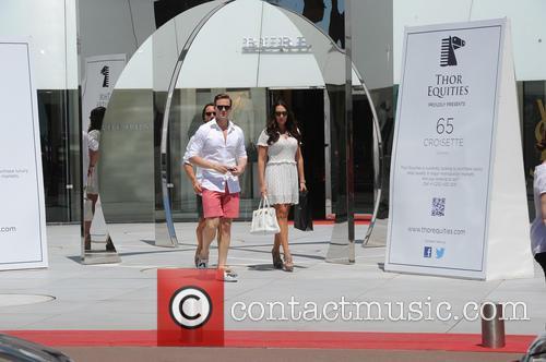 Tamara Ecclestone and Jay Rutland 30