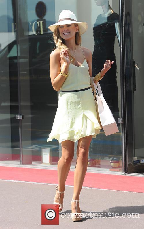 Kimberley Garner, Cannes Film Festival