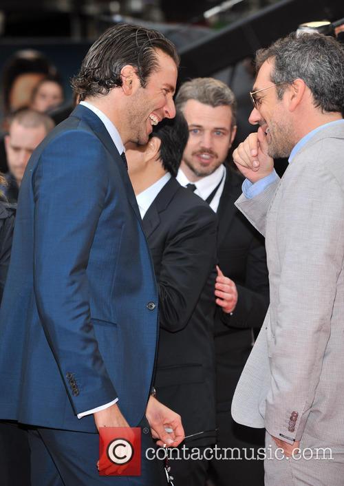 Bradley Cooper, Todd Phillips, Empire Leicester Square