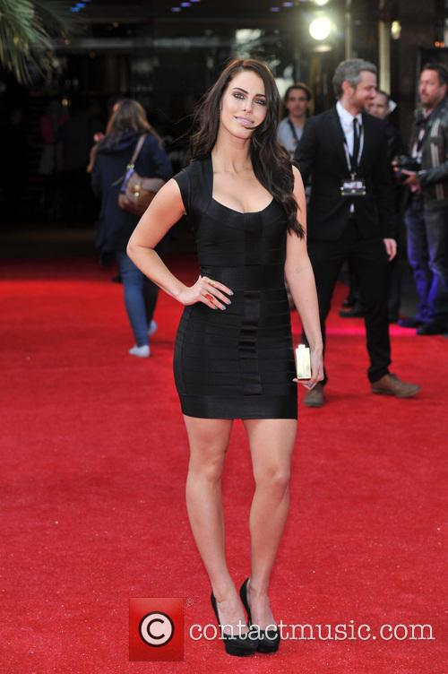 Jessica Lowndes, Empire Leicester Square