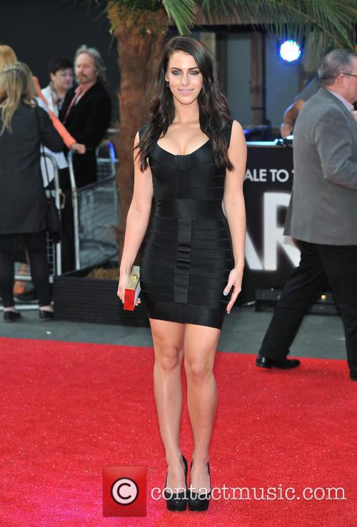 jessica lowndes the hangover part iii premiere 3682211