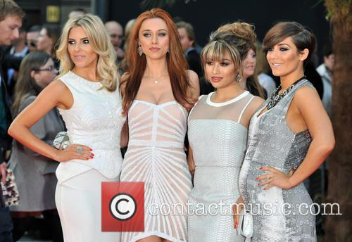 Mollie King, Una Healy, Frankie Sandford and Vanessa White 11