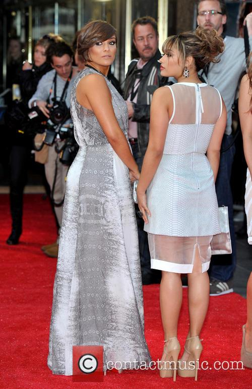 Vanessa White and Frankie Sandford 1