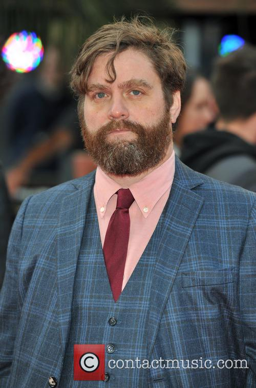 Zach Galifianakis 7