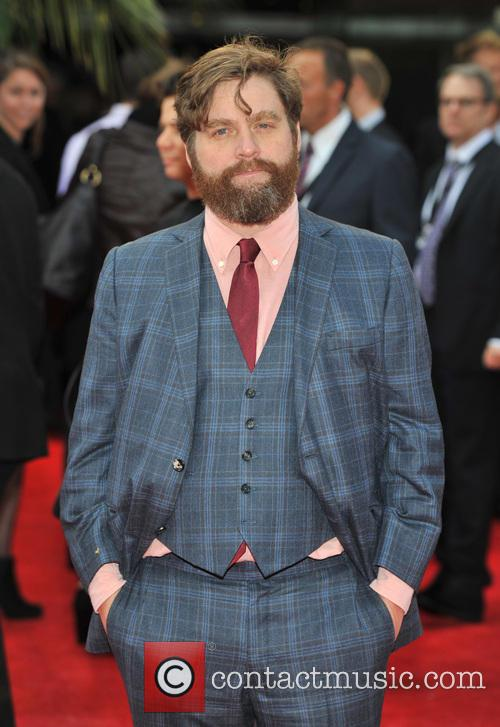 Zach Galifianakis 11