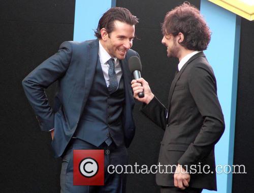 Bradley Cooper, Alex Zane, Empire Leicester Square