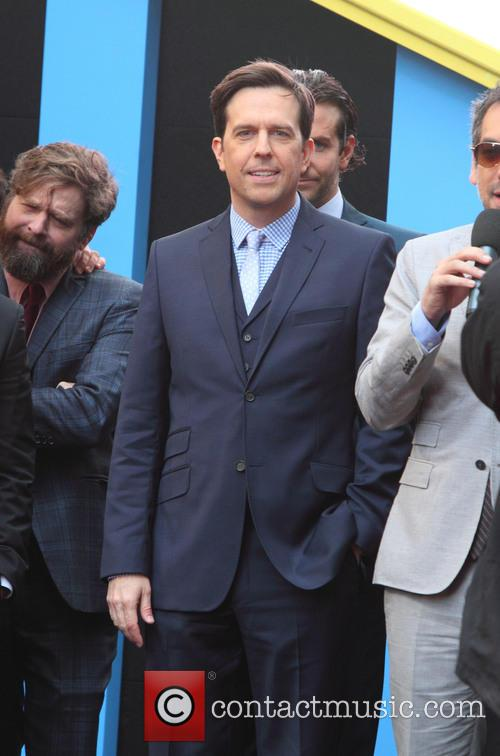 Ed Helms, Empire Leicester Square