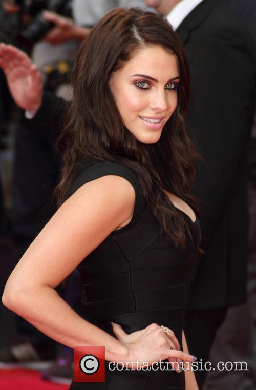 jessica lowndes the hangover part iii premiere 3682887