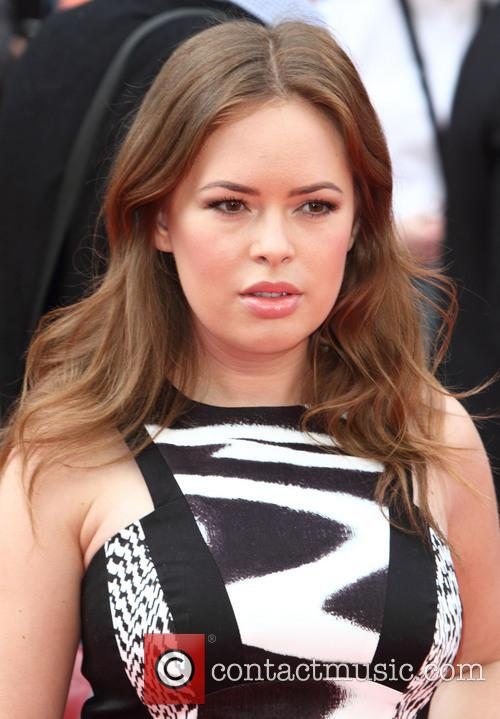 tanya burr the hangover part iii premiere 3682882