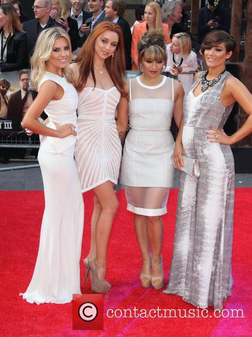The Saturdays, Empire Leicester Square