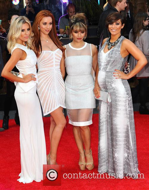 Mollie King, Una Healy, Vanessa White and Frankie Sandford 4