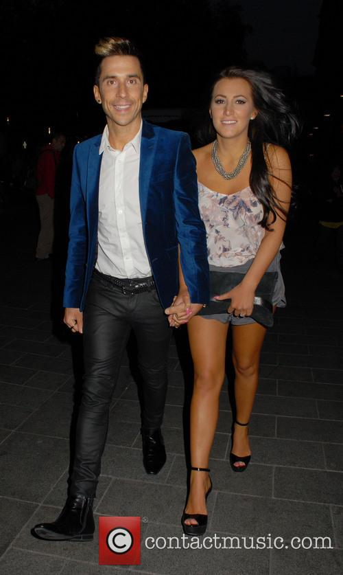 Russell Kane and Lindsey Cole 2