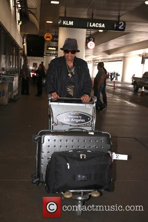 Joe Jackson At LAX