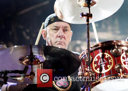 neil peart rush performing at manchester arena 3682463