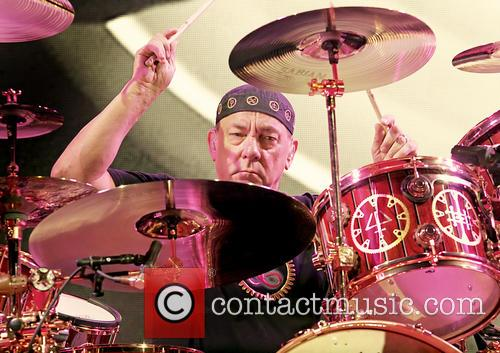 Neil Peart, Manchester Arena