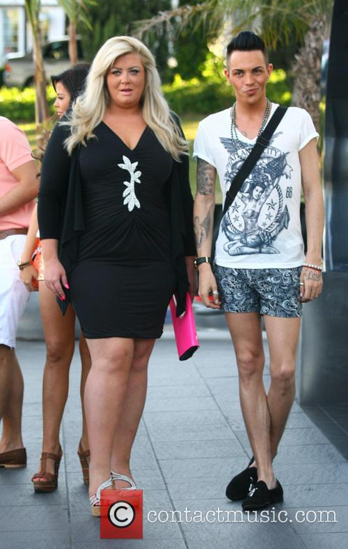 Gemma Collins and Bobby Cole Norris 3
