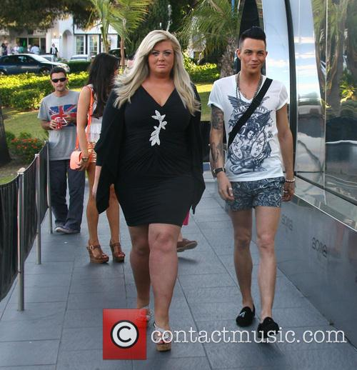 Gemma Collins and Bobby Cole Norris 5