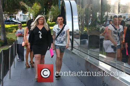 Gemma Collins and Bobby Cole Norris 6