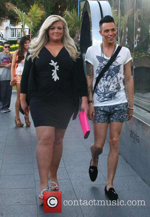Gemma Collins and Bobby Cole Norris 1