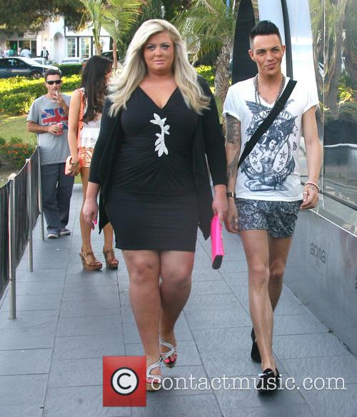 Gemma Collins and Bobby Cole Norris 9