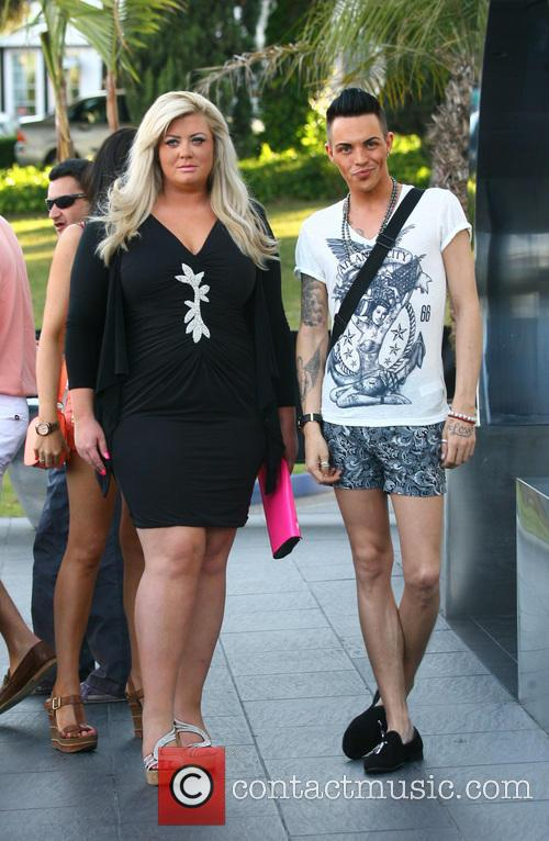 Gemma Collins and Bobby Cole Norris 10
