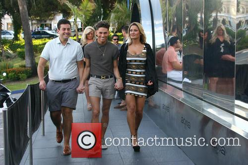 Joey Essex, Sam Faiers and James 'arg' Argent 6