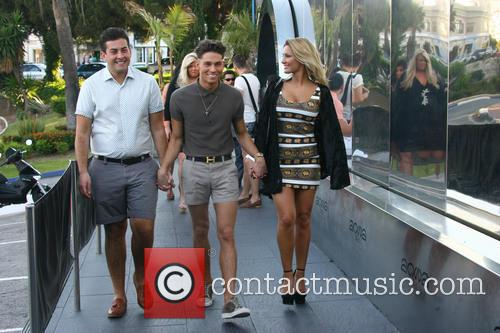 Joey Essex, Sam Faiers and James 'arg' Argent 9