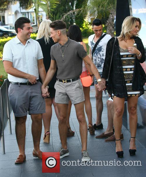 Joey Essex, Sam Faiers and James 'arg' Argent 11