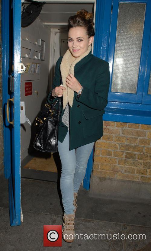 Kara Tointon Leaving Wyndhams Theatre